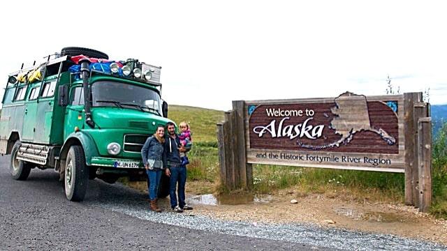 alaska  - alaska - Reisetagebuch