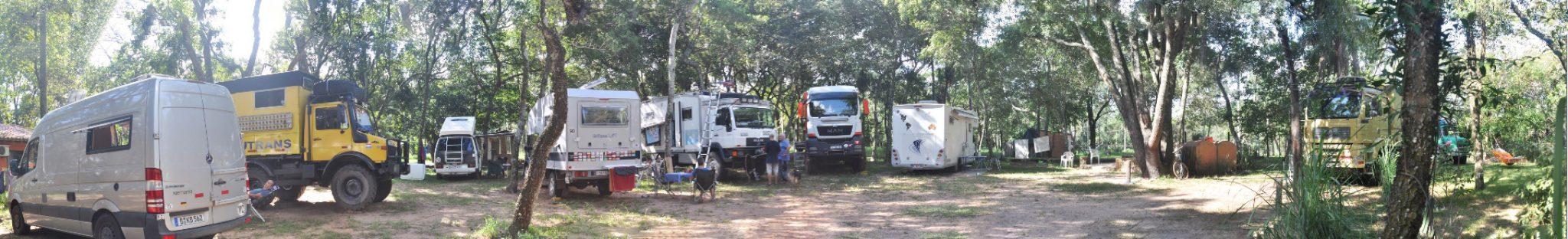 camping paraguay - camping - Paraguay – Im Land der roten Erde